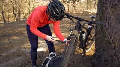 air pump for mountain bike